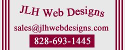 Banner for JLH Web Designs